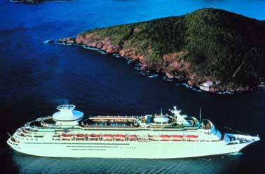 Royal Caribbean Bahamas Vacation Cruise Ship